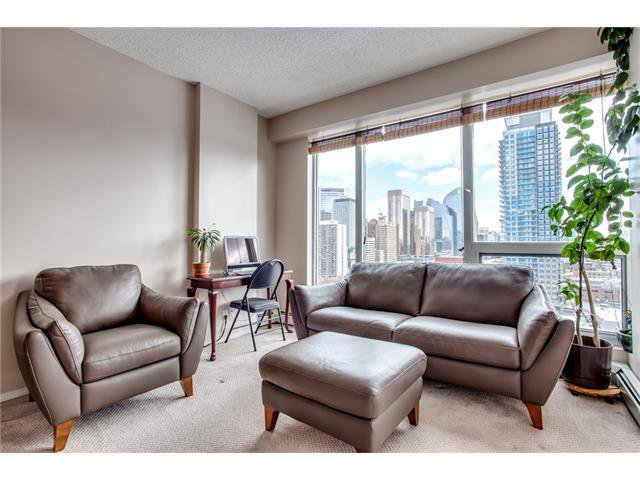 Photo 14: Photos: 1406 1053 10 Street SW in Calgary: Beltline Condo for sale : MLS®# C4110004