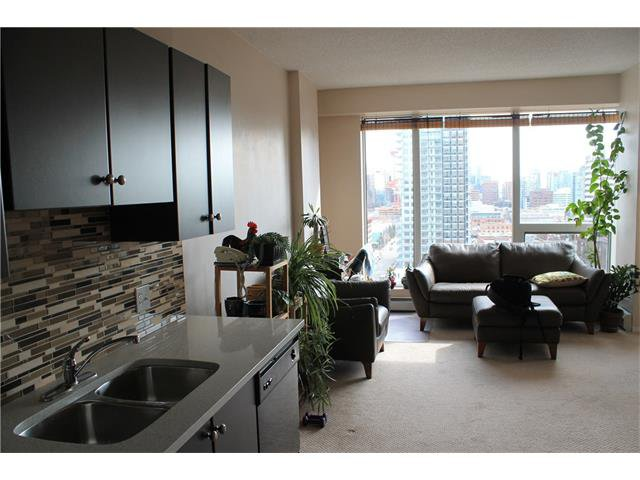 Photo 21: Photos: 1406 1053 10 Street SW in Calgary: Beltline Condo for sale : MLS®# C4110004