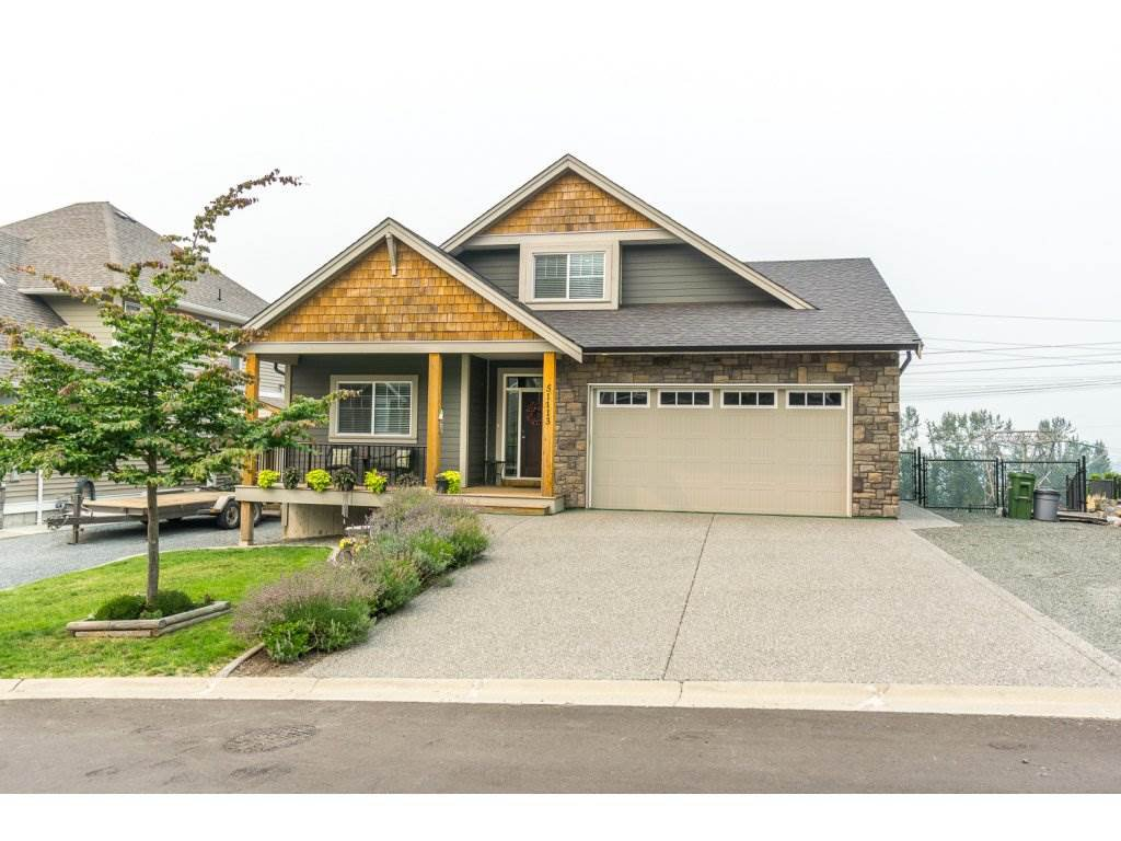 Main Photo: 51113 SOPHIE Crescent in Chilliwack: Eastern Hillsides House for sale : MLS®# R2194346