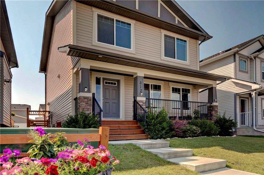 Main Photo: 312 CIMARRON VISTA Way: Okotoks House for sale : MLS®# C4131376