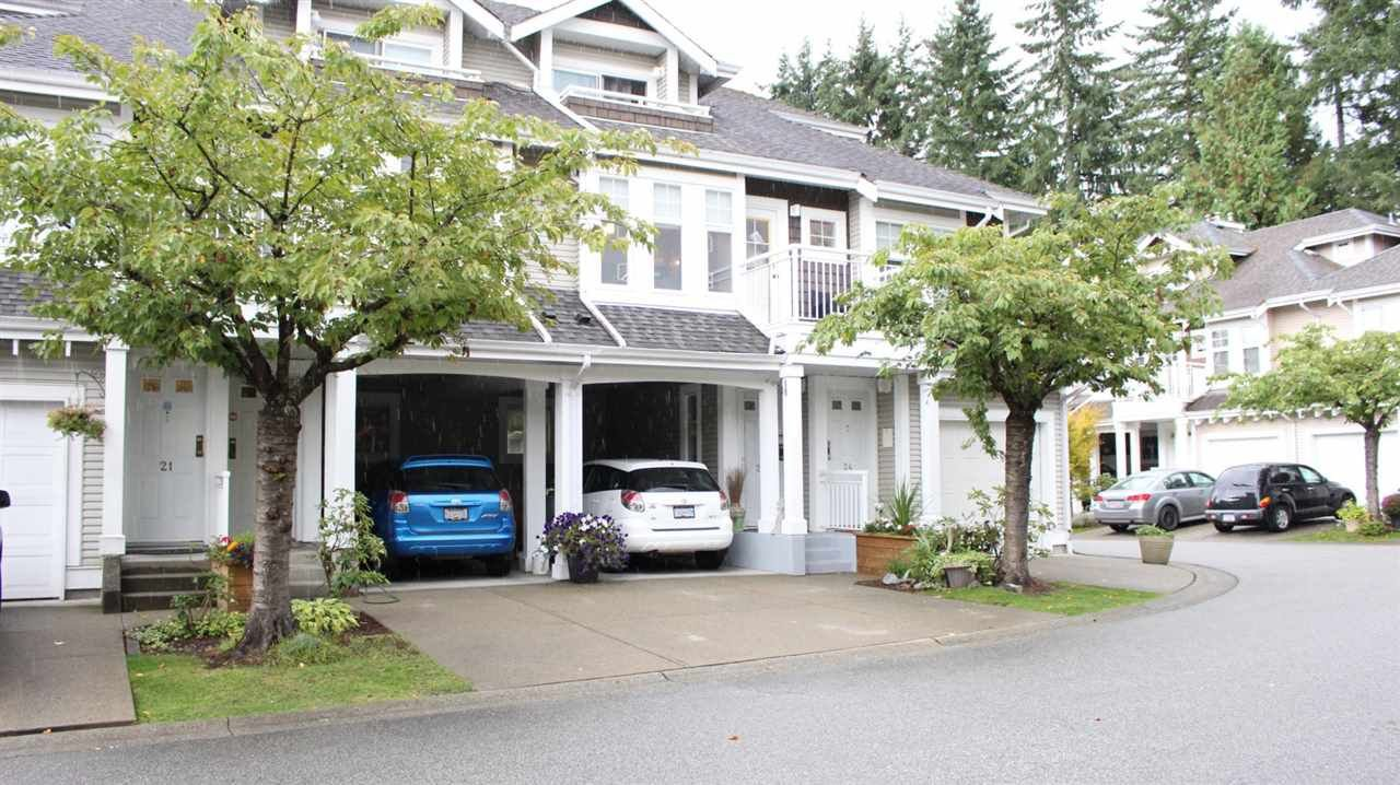 Main Photo: 23 9036 208 STREET in Langley: Walnut Grove Townhouse for sale : MLS®# R2211239