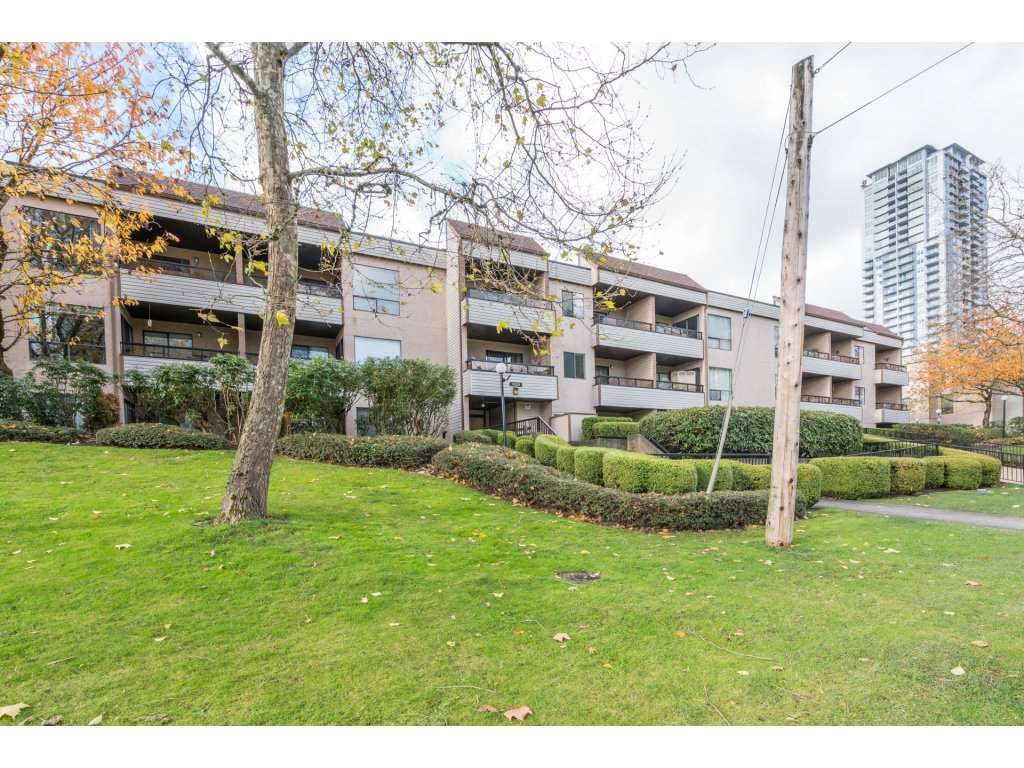 Main Photo: 216 10221 133A STREET in Surrey: Whalley Condo for sale (North Surrey)  : MLS®# R2222351