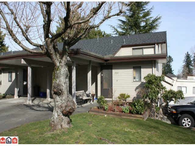 Main Photo: 301 9266 122ND STREET in : Queen Mary Park Surrey Townhouse for sale : MLS®# F1108070
