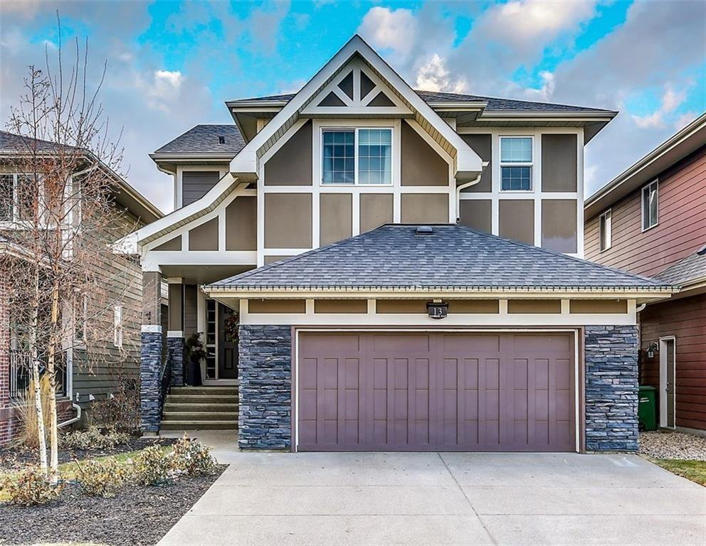 Main Photo: 13 CRANBROOK Place SE in Calgary: Cranston Detached for sale : MLS®# C4164894