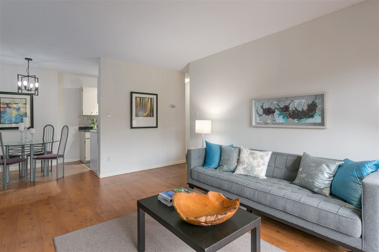 "Main Photo: Map location: 307 211 W 3RD Street in North Vancouver: Lower Lonsdale Condo for sale in ""Villa Aurora"" : MLS®# R2244439"