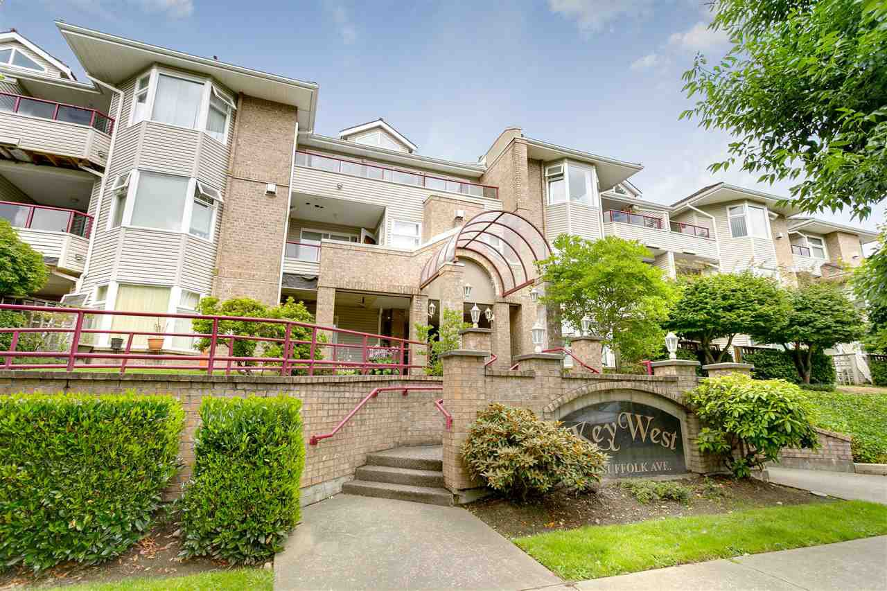 """Main Photo: 303 1999 SUFFOLK Avenue in Port Coquitlam: Glenwood PQ Condo for sale in """"KEY WEST"""" : MLS®# R2287168"""
