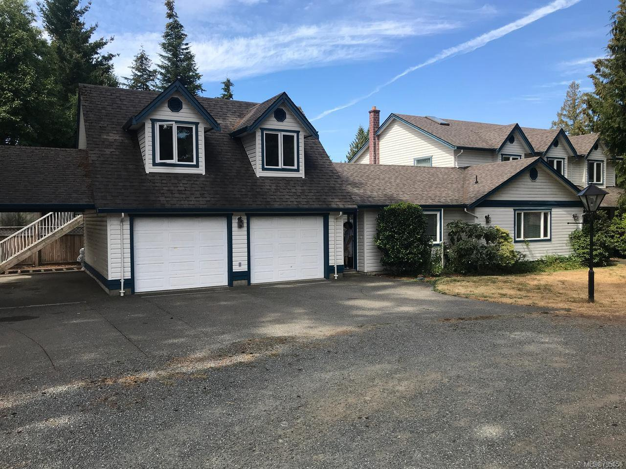 Main Photo: 2500 MISSION ROAD in COURTENAY: CV Courtenay East House for sale (Comox Valley)  : MLS®# 795656
