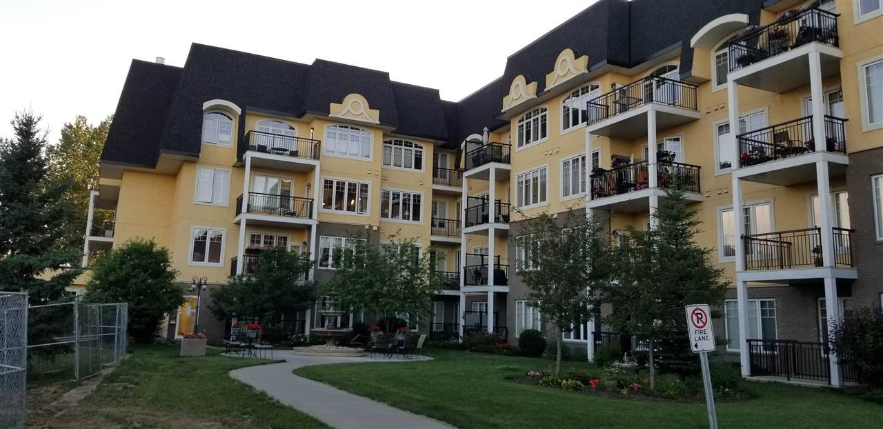 Main Photo: #417 9820 165 Street NW in Edmonton: Zone 22 Condo for sale : MLS®# E4130213