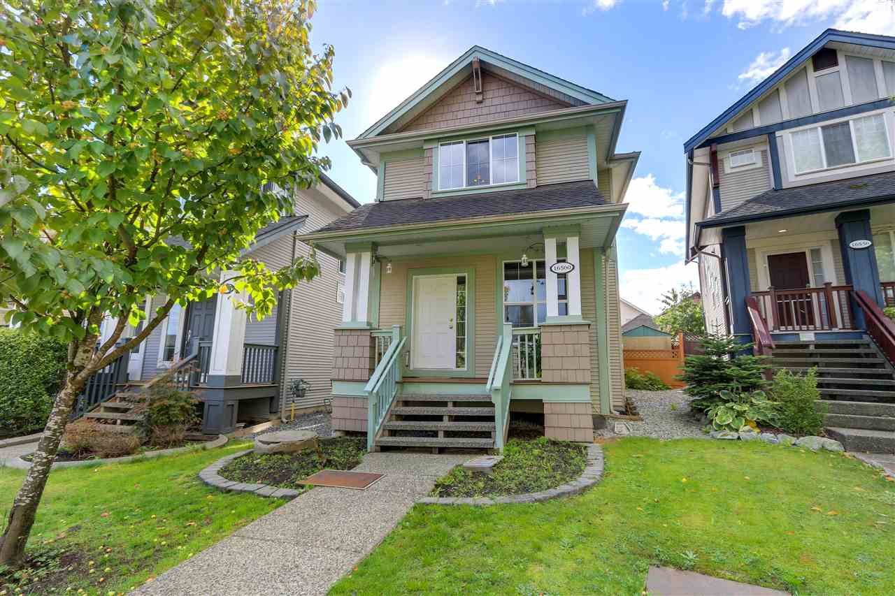 Main Photo: 16560 60A Avenue in Surrey: Cloverdale BC House for sale (Cloverdale)  : MLS®# R2313196