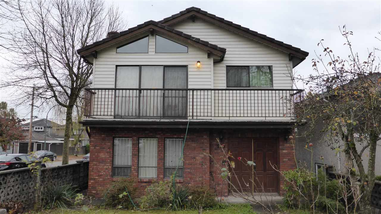 Main Photo: 96 E 45TH Avenue in Vancouver: Main House for sale (Vancouver East)  : MLS®# R2320149