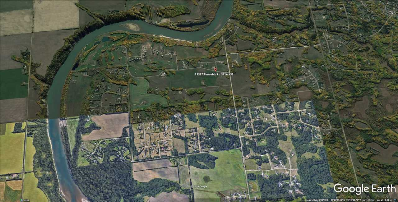 Main Photo: 53 25527 TWP RD 511 A: Rural Parkland County Rural Land/Vacant Lot for sale : MLS®# E4145091
