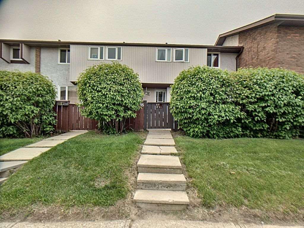 Main Photo: 15 14315 82 Street in Edmonton: Zone 02 Townhouse for sale : MLS®# E4160857