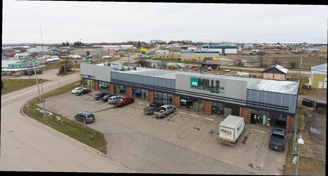 Main Photo: 6 8822 100TH Street in Fort St. John: Fort St. John - City SE Industrial for lease (Fort St. John (Zone 60))  : MLS®# C8034750