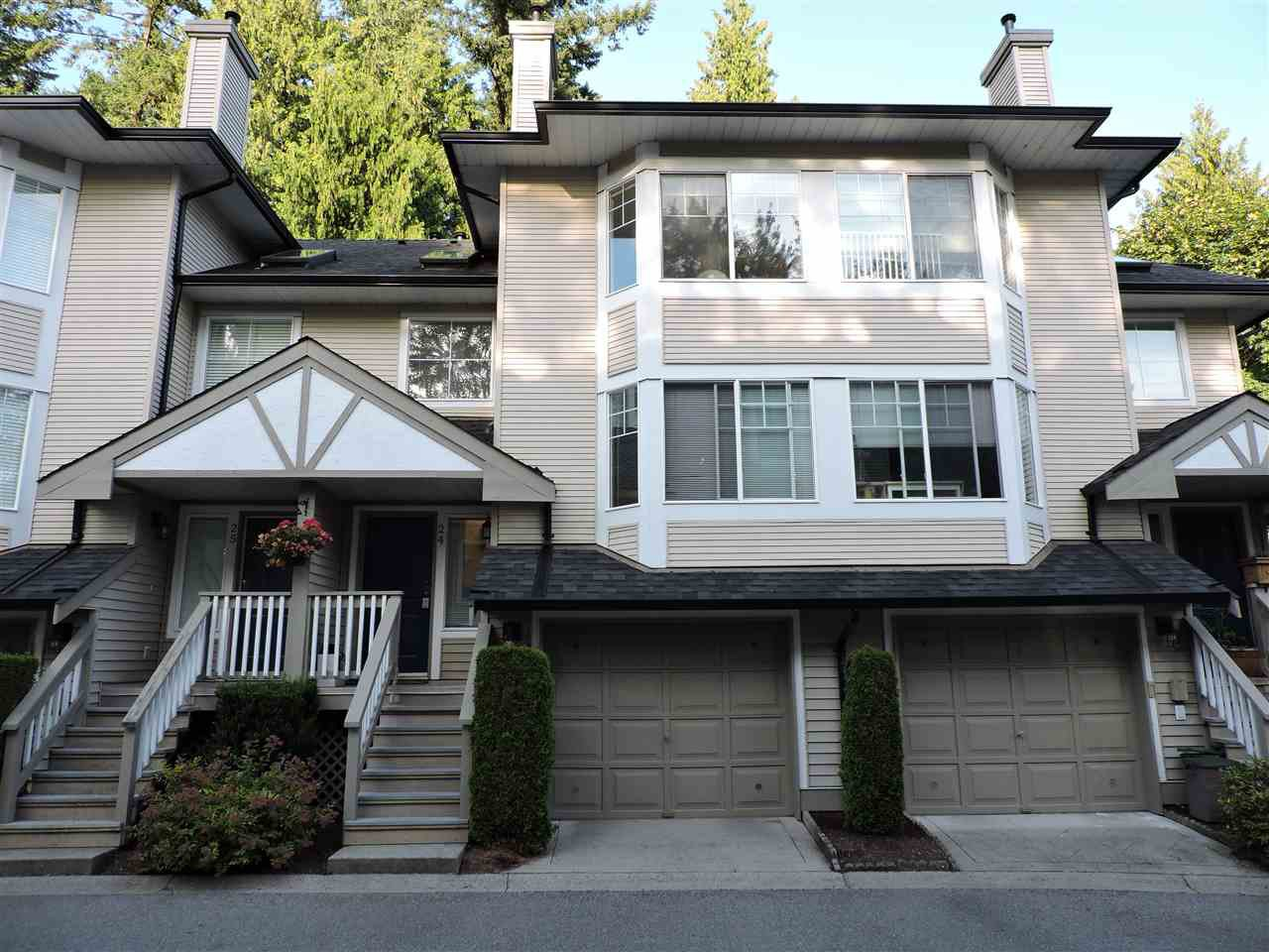 Main Photo: 24 7640 BLOTT STREET in Mission: Mission BC Townhouse for sale : MLS®# R2469418