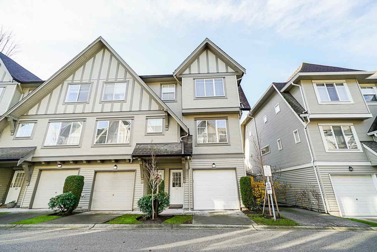 """Main Photo: 27 15175 62A Avenue in Surrey: Sullivan Station Townhouse for sale in """"Brooklands"""" : MLS®# R2518946"""