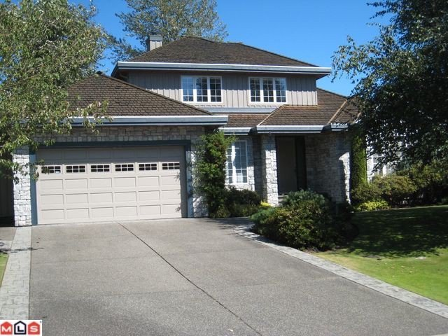 Main Photo: 16355 MORGAN CREEK Crescent in Surrey: Morgan Creek House for sale (South Surrey White Rock)  : MLS®# F1103871