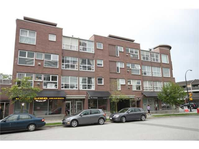 "Main Photo: 312 2025 STEPHENS Street in Vancouver: Kitsilano Condo for sale in ""STEPHENS COURT"" (Vancouver West)  : MLS®# V892280"
