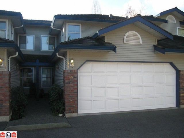 "Main Photo: 99 36060 OLD YALE Road in Abbotsford: Abbotsford East Townhouse for sale in ""MOUNTAIN VIEW VILLAGE"" : MLS®# F1128546"