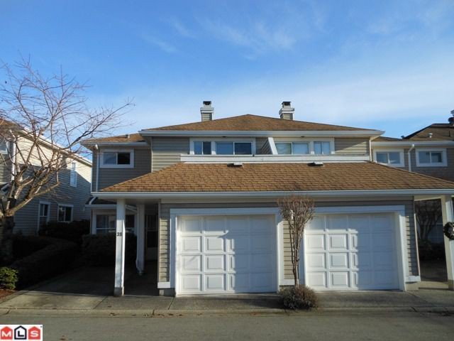 "Main Photo: 38 8428 VENTURE Way in Surrey: Fleetwood Tynehead Townhouse for sale in ""SUMMERWOOD"" : MLS®# F1128887"