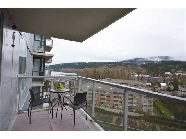 Main Photo: 1108 660 NOOTKA Way in Port Moody: Port Moody Centre Condo for sale : MLS®# V955727