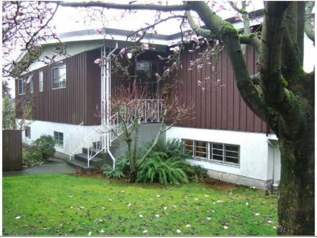 Main Photo: 5715 Dumfries Street in Vancouver: House for sale (Vancouver East)  : MLS®# V816540