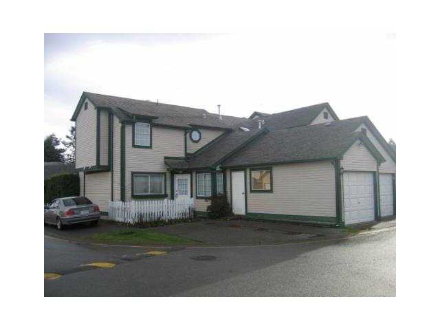 "Main Photo: 105 20675 118TH Avenue in Maple Ridge: Southwest Maple Ridge Townhouse for sale in ""ARBOR WYNDE"" : MLS®# V1032689"