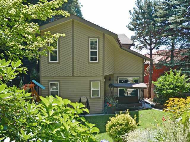 Photo 1: Photos: 307 MARINER Way in Coquitlam: Cape Horn House for sale : MLS®# V1041229