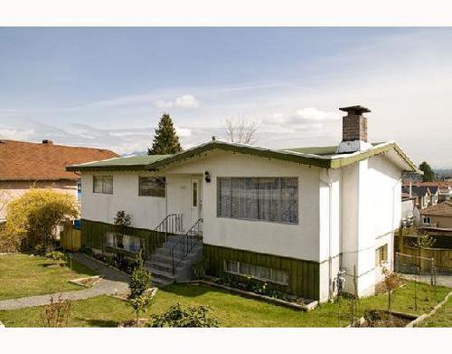 Main Photo: 3650 DOUGLAS Road in Burnaby North: Central BN Home for sale ()  : MLS®# V699918