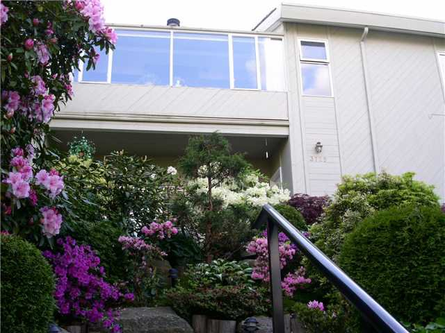 "Main Photo: 3725 PUGET Drive in Vancouver: Arbutus House for sale in ""Arbutus Ridge"" (Vancouver West)  : MLS®# V1090470"