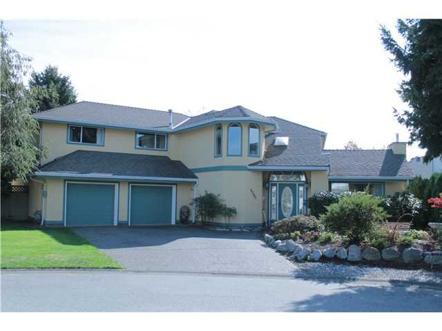 Main Photo: 6260 49TH Avenue in Ladner: Holly House for sale : MLS®# V1090532
