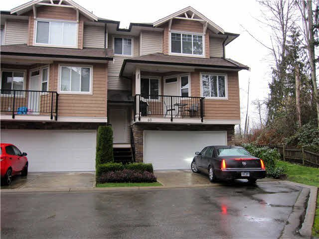 "Main Photo: 60 11720 COTTONWOOD Drive in Maple Ridge: Cottonwood MR Townhouse for sale in ""COTTONWOOD GREEN"" : MLS®# V1102875"
