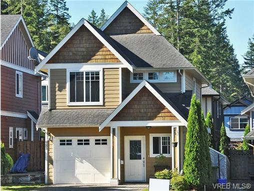 Main Photo: 985 Huckleberry Terrace in VICTORIA: La Happy Valley Single Family Detached for sale (Langford)  : MLS®# 349960