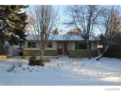 Main Photo: 73 Potter Crescent in Saskatoon: Brevoort Park Single Family Dwelling for sale (Saskatoon Area 02)  : MLS®# 560729