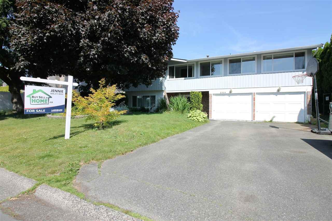 Main Photo: 6484 TRENT Street in Chilliwack: Sardis West Vedder Rd House for sale (Sardis)  : MLS®# R2074222