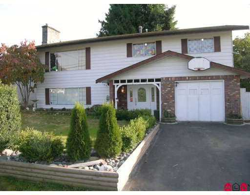 Main Photo: 32412 MARSHALL Road in Abbotsford: Abbotsford West House for sale : MLS®# F2625602