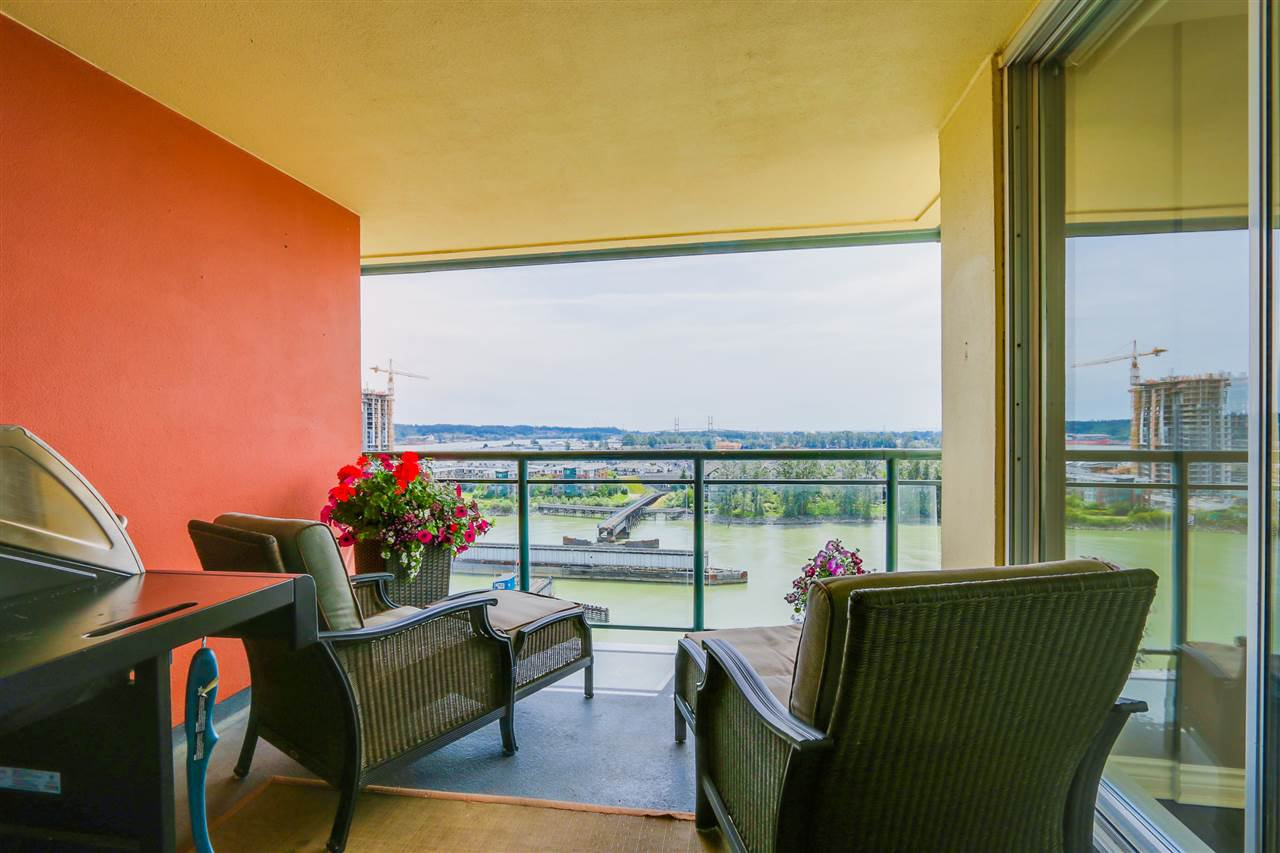 "Photo 1: Photos: 1404 8 LAGUNA Court in New Westminster: Quay Condo for sale in ""The Excelsior"" : MLS®# R2088498"