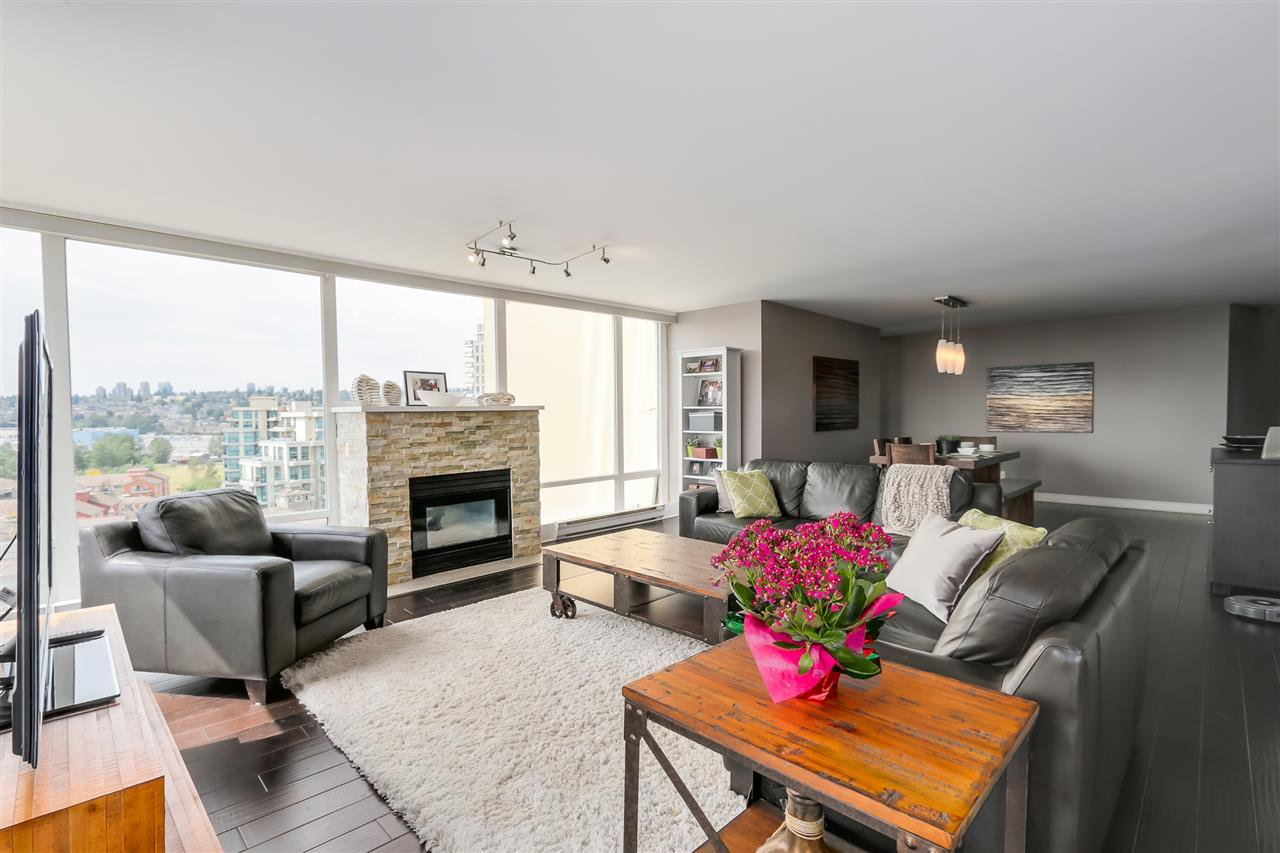 """Photo 8: Photos: 1404 8 LAGUNA Court in New Westminster: Quay Condo for sale in """"The Excelsior"""" : MLS®# R2088498"""