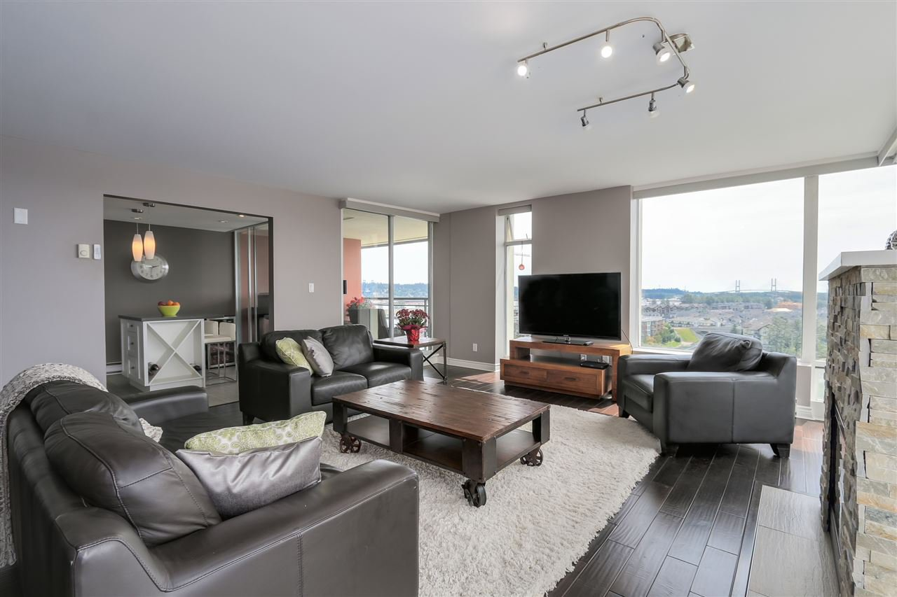 "Photo 6: Photos: 1404 8 LAGUNA Court in New Westminster: Quay Condo for sale in ""The Excelsior"" : MLS®# R2088498"