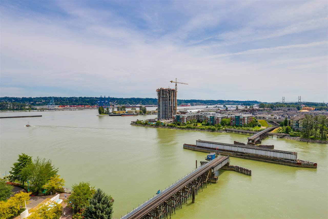 "Photo 16: Photos: 1404 8 LAGUNA Court in New Westminster: Quay Condo for sale in ""The Excelsior"" : MLS®# R2088498"