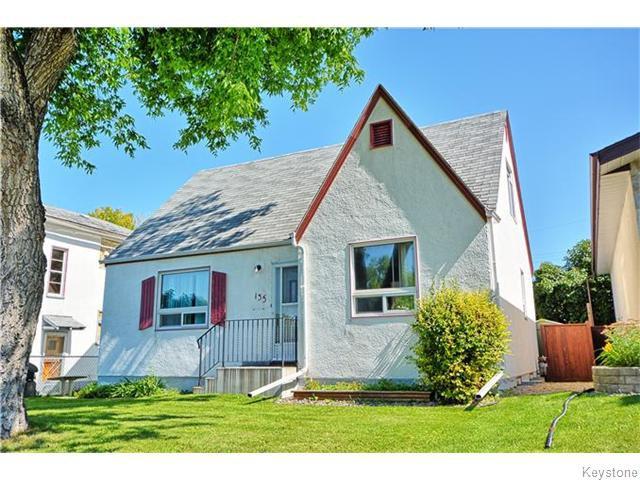 Main Photo: 135 Hartford Avenue in Winnipeg: West Kildonan Residential for sale (4D)  : MLS®# 1619629
