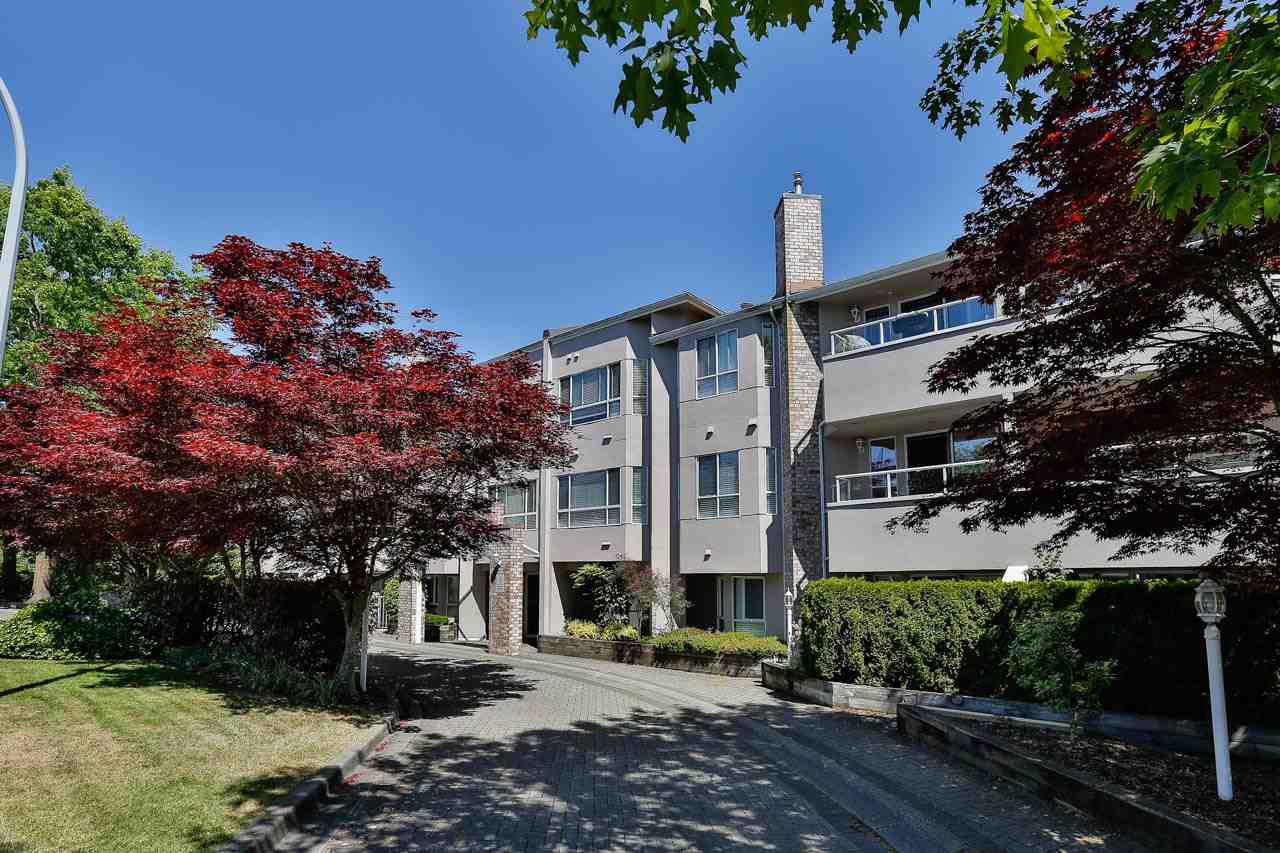 """Main Photo: 105 1952 152A Street in Surrey: King George Corridor Condo for sale in """"Chateau Grace"""" (South Surrey White Rock)  : MLS®# R2100256"""