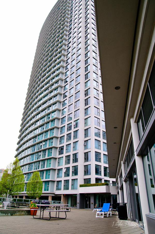 Main Photo: 808 1009 EXPO Boulevard in Vancouver: Yaletown Condo for sale (Vancouver West)  : MLS®# R2141483
