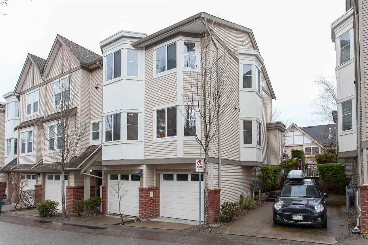 "Main Photo: 41 15450 101A Avenue in Surrey: Guildford Townhouse for sale in ""CANTERBURY"" (North Surrey)  : MLS®# R2149046"