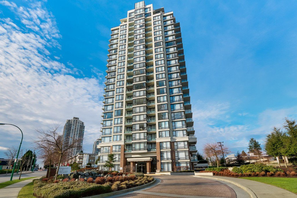 Main Photo: #2107 - 7325 Arcola St, in Burnaby: Highgate Condo for sale (Burnaby South)  : MLS®# R2148844