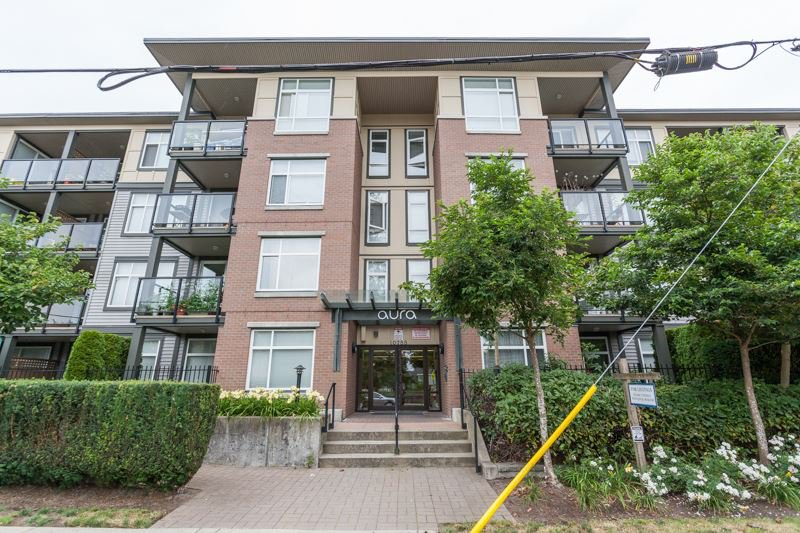 "Main Photo: 301 10788 139 Street in Surrey: Whalley Condo for sale in ""Aura"" (North Surrey)  : MLS®# R2188490"