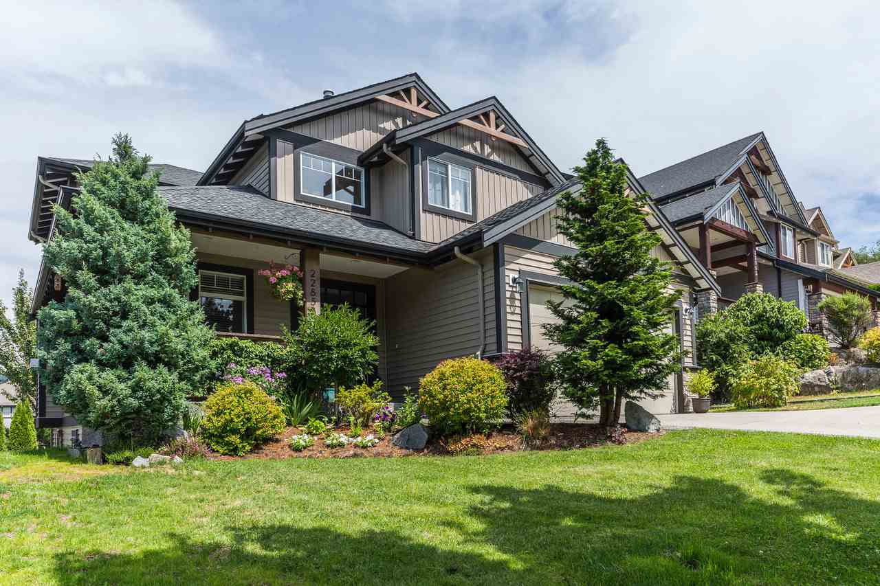 "Main Photo: 22855 DOCKSTEADER Circle in Maple Ridge: Silver Valley House for sale in ""Silver Valley"" : MLS®# R2191782"