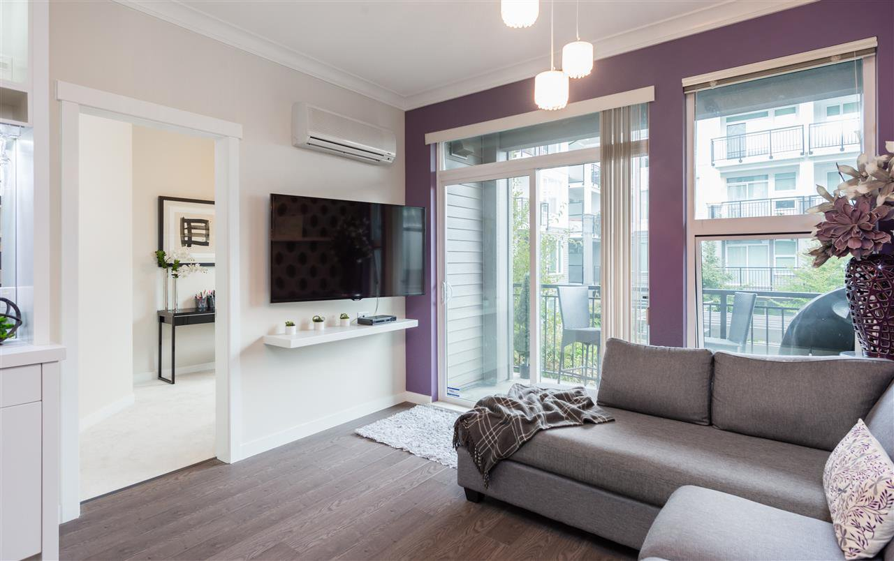 """Photo 6: Photos: 236 9388 MCKIM Way in Richmond: West Cambie Condo for sale in """"MAYFAIR PLACE"""" : MLS®# R2212712"""
