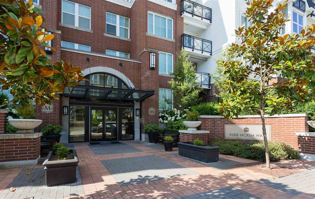 """Photo 2: Photos: 236 9388 MCKIM Way in Richmond: West Cambie Condo for sale in """"MAYFAIR PLACE"""" : MLS®# R2212712"""