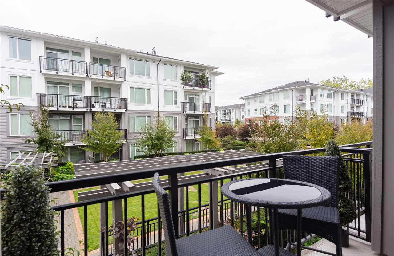 """Photo 13: Photos: 236 9388 MCKIM Way in Richmond: West Cambie Condo for sale in """"MAYFAIR PLACE"""" : MLS®# R2212712"""