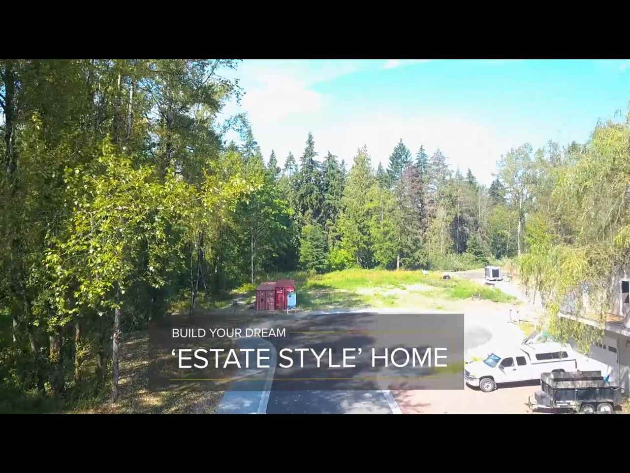 Main Photo: 7457 228 Street in Langley: Salmon River Land for sale : MLS®# R2215780